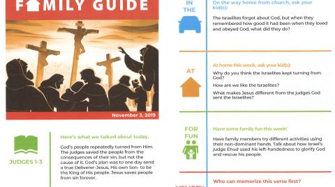 November 3rd: Family Guide
