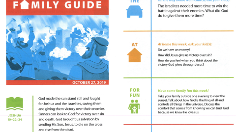 October 27th: Family Guide